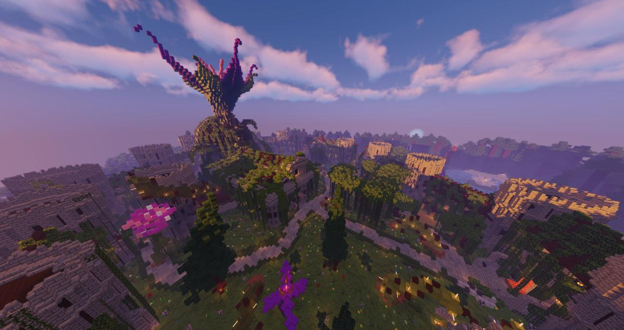 'Overgrowth' - Spring Build Competition Winners